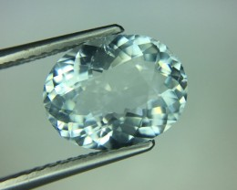 3.25 Ct Natural Aquamarine Awesome Luster ~ Skardu Kj17