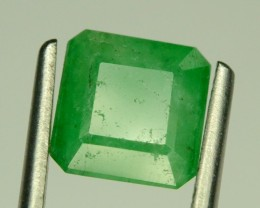1.20 CT NATURAL GREEN EMERALD