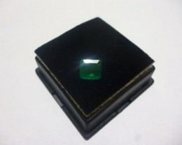 1.58ct  Colombian Emerald