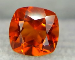 0.55Crt Natural Citrin Faceted Gemstone (R 73)
