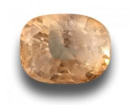 Natural unheated Yellow Sapphire | Certified | Sri Lanka