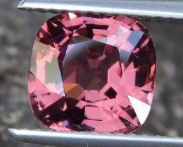 3.15cts Pink Burmese Spinel, 100% Untreated,