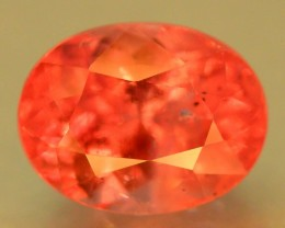 2.09 ct Natural Color Change Malaya Garnet SKU.1