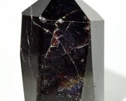 625ct Garnet Almandine Point Sparkling Crystal Mineral India STGAPNA29