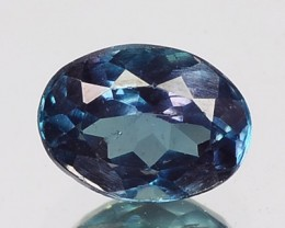 0.47 Cts Superb Luster Natural Color Change Alexandrite Gem