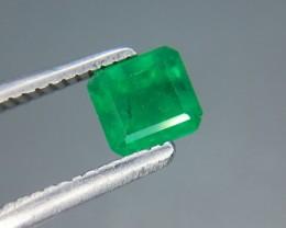 Natural Emerald Excellent Color ~ Columbian Kj19