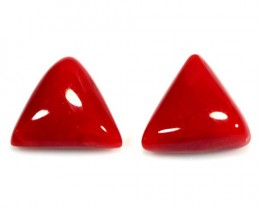 Coral Cabochons
