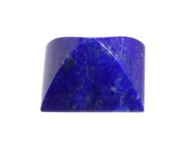 5.81cts Natural Lapis Lazuli Rectangular Russian Cabochon