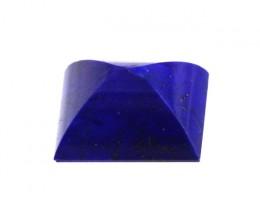 6.12cts Natural Lapis Lazuli Rectangular Russian Cabochon
