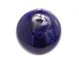 13.29cts Natural Lapis Lazuli Round Cabochon