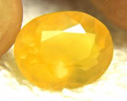 7.16 Carat Mexican Fire Opal