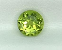 1.48 CT NATURAL GREEN PERIDOT HIGH QUALITY GEMSTONE S61