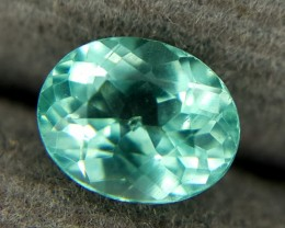 0.74Crt Natural Apatite Faceted Gemstone (R 75)
