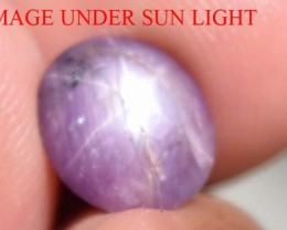 4.50 Carats Star Ruby Beautiful Natural Unheated & Untreated