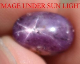 6.50 Carats Star Ruby Beautiful Natural Unheated & Untreated