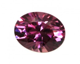 1.72cts Natural Rhodolite Garnet Oval Cut