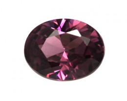 1.68cts Natural Rhodolite Garnet Oval Cut