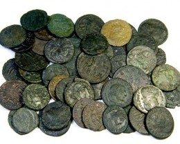 INTRODUCTION TO ANCIENT COINS AUCTION 3 COIN CODE AC80