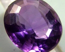3.05CTS AMETHYST NATURAL FACETED STONE LG-1843