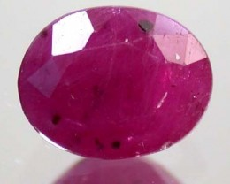 GRADE SELECTED RUBY 1.70 CTS GW 834