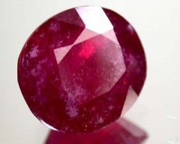 FREE SHIP HIGH GRADE SELECTED RUBY 7.60 CTS GW 823
