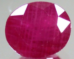 FREE SHIP HIGH GRADE SELECTED RUBY 5.10 CTS GW 739