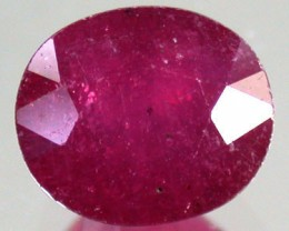 HIGH GRADE SELECTED RUBY 3.95 CTS GW 765