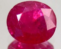 HIGH GRADE SELECTED RUBY 3.15 CTS GW 698