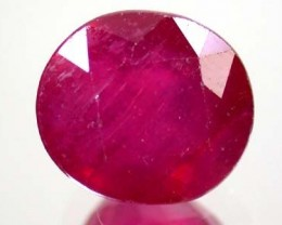 FREE SHIP HIGH GRADE SELECTED RUBY 5.80 CTS GW 817