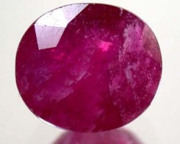 HIGH GRADE SELECTED RUBY 4.50 CTS GW 844