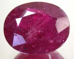 FREE SHIP HIGH GRADE SELECTED RUBY 14.90 CTS GW 846