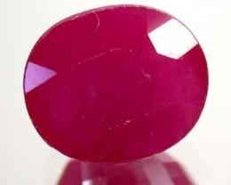 HIGH GRADE SELECTED RUBY 6.80 CTS GW 859