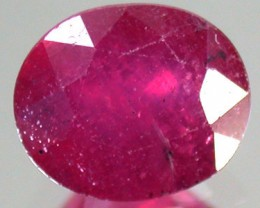 FREE SHIP HIGH GRADE SELECTED RUBY 3.05 CTS GW 775