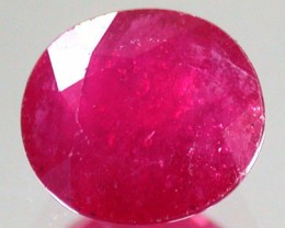 FREE SHIP HIGH GRADE SELECTED RUBY 3.60 CTS GW 780