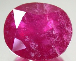 FREE SHIPPING HIGH GRADE SELECTED RUBY 9 CTS GW 784
