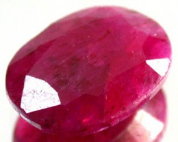 F/S LARGE RUBY SPECIAL PRICE $5.00 PER CT 9.30 CTS GW 1525