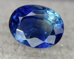 0.35Crt Natural Sapphire Faceted Gemstone (R 76)