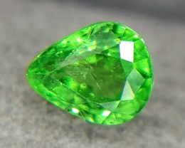 0.27Crt Natural Tsavorite Faceted Gemstone (R 76)