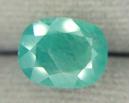 5.52Crt Natural Rare Grandidiarite Faceted Gemstone (R 76)
