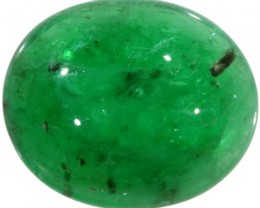 3.25 CTS EMERALD CABOCHONS BRAZIL [STS861]