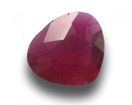 Natural  Unheated Ruby  |Loose Gemstone|New| Sri Lanka