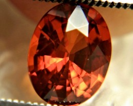 1.83 Carat African Orange VS Spessartite - Gorgeous