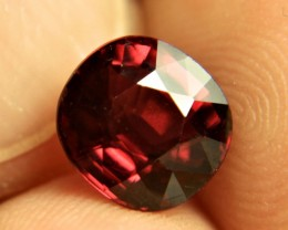 4.36 Carat Flashy Red Rhodolite Garnet - Beautiful