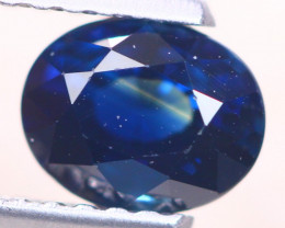 1.10ct Natural Blue Sapphire Oval Cut Lot D522