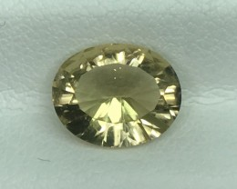 2.19 CT NATURAL CITRIN  HIGH QUALITY GEMSTONE S63