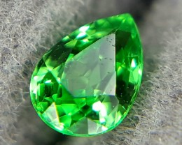 0.25Crt Natural Tsavorite Faceted Gemstone (R 77)