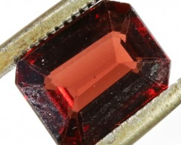 2.65Cts Garnet Gemstone faceted PPP1502