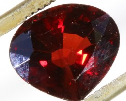 4.05Cts Garnet Gemstone faceted PPP1505