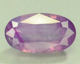 4.25 ct Natural Untreated Pink Kashmir Sapphire