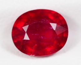 3.30Ct Natural Blood Red Color Madagascar Ruby